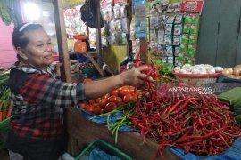 Harga cabai merah di Sibolga Rp50-60 ribu per kilo
