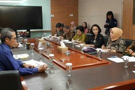 Pimpinan KPK terima pansel calon pimpinan KPK 2019-2023