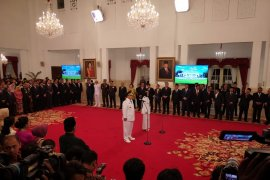Presiden lantik Gubernur dan Wakil Gubernur Lampung 2019-2024
