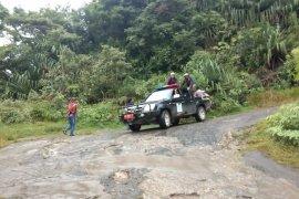 Sejumlah pendaki Gunung Sibayak tersambar petir, satu orang dilaporkan kritis