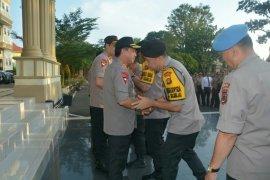 Kapolda kunjungi personil Polda Jambi BKO di Jakarta