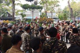 Puluhan Banser kawal sidang kasus Gus Nur