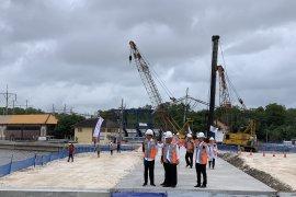 Presiden ingin Waduk Muara Nusa Dua jadi objek wisata (video)