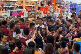 Presiden dan cucu hebohkan Trans Studio Mall Denpasar