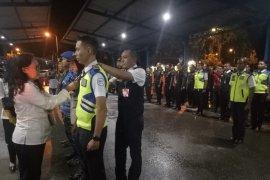 151.107 penumpang arus mudik-balik melalui Bandara Syamsudin Noor