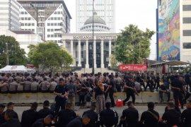 Pengamanan di Gedung MK diperketat