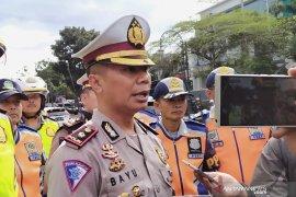 Polisi tidak akan tolerir kendaraan yang parkir sembarangan di Kota Bandung