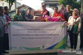 BPJS Ketenagakerjaan Samarinda Salurkan Bantuan