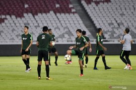 Timnas Indonesia andalkan  Alberto Goncalves di lini depan