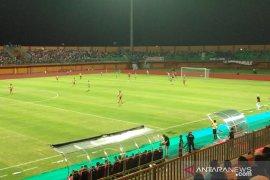 Madura United jalani empat kali bertanding pascalibur Lebaran