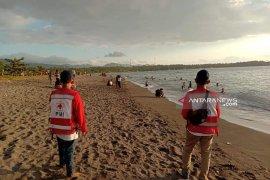 Relawan PMI disiagakan saat perayaan Lebaran Ketupat Suku Sasak