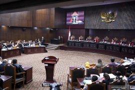 TKN hadir ke MK untuk berikan dukungan tim kuasa hukum Jokowi