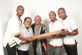 Band dari Samudra Hindia akan segarkan Rainforest World Music Festival 2019