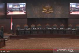 MK tayangkan langsung sidang perselisihan Pemilu 2019