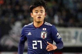 Real Madrid umumkan resmi kontrak pemain muda Jepang  Takefusa Kubo