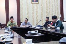 KPTB-Wakil Wali Kota Bogor bahas Terminal Baranangsiang