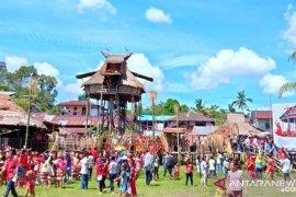 Festival Internasional Budaya Dayak Bidayuh diminati wisatawan mancanegara