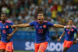Argentina dipermalukan Kolumbia di Copa America
