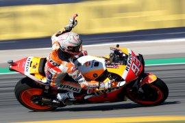 GP Catalunya, kemenangan kedua Marquez yang finis tanpa kesalahan