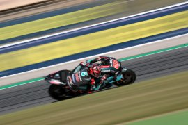 Quartararo kalahkan Marquez, sesi pemanasan GP Catalunya