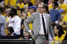 Bawa Raptors juara NBA, Nurse di ambang latih Kanada