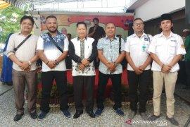 Halalbihalal, Wawako Tanjungbalai antusias sambut wartawan