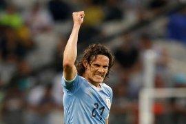 Awal bagus Cavani bagi timnas Uruguay  di Copa America