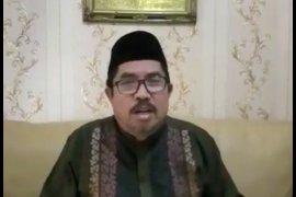 Ustad Saifudin ajak masyarakat bersatu menolak upaya kerusuhan