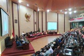 DPRD Medan gelar paripurna penyampaian nota LPJ APBD 2018