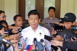 Wiranto besok bertemu dengan mantan panglima GAM