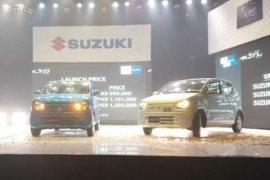 Suzuki rilis mobil mini baru All-New Alto