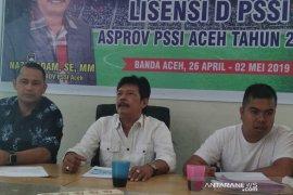 PSSI Aceh buka pendaftaran kursus pelatih lisensi  D