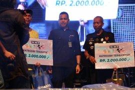 YNCI Pontianak Chapter borong juara modifikasi custom maxi