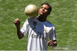 Liga Champions, Rodrygo antar Real gilas Galatasary dan selangkah menuju 16 besar