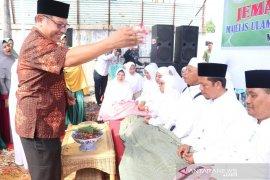 """Pemkot Medan """"tepung tawari' calon jamaah haji"""