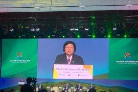 Menteri Siti Nurbaya  sampaikan komitmen moratorium hutan di Korsel