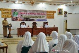 Manasik haji for 234 Batola's hajj prospectives