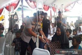 20 pasien ikut operasi bibir sumbing gratis Polda Maluku