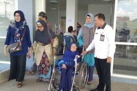 Nenek Hawariah calon haji tertua asal Banjarmasin