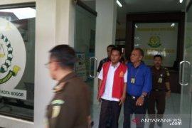 Mantan Bendahara KPU Kota Bogor tersangka kasus korupsi