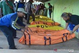 Tenggelamnya Kapal Motor Arim Jaya