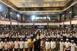 """3.305 mahasiswa Unud ikuti KKN """"Revolusi Mental"""""""