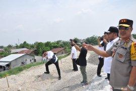 Kapolda Sumut peringatkan warga penggarap pentingkan proyek jalan tol