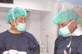 """Pemprov Sumut siapkan """"Rumah Sakit Berjalan"""" untuk daerah terpencil"""