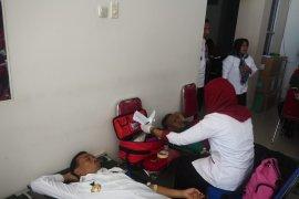 BNNP Malut ajak delapan institusi donor darah