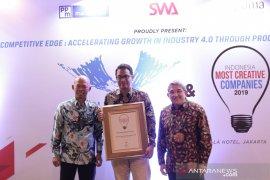 Pupuk Indonesia didaulat jadi perusahaan paling kreatif  2019