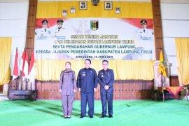 Serah Terima Jabatan Bupati Lampung Timur Page 1 Small