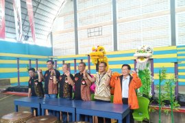 Mandiri support Pontianak Lion Dance International Championship 2019