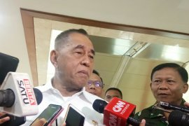 Menhan katakan Indonesia belum perlu terapkan wajib militer
