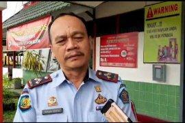 Zulfadli, mantan anggota DPR-RI asal Kalbar, resmi ditahan di LP Pontianak